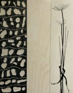 20 in. x 16 in. - Mixed Media on Carved Wood Panel - Available