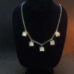 Tourmalated Quartz Necklace (2)