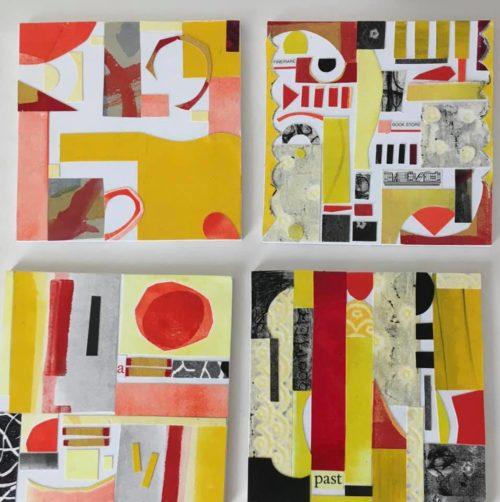 Collage by Marc Ellen Hamel