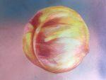 "silk screen/aerosol pigment, multiple variations12""x15"" on bristol board"