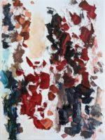 """Kilauea Redwood"", oil on canvas, 18x24"", $2,000"