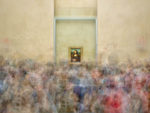 Mona Lisa, Louvre - from the Art's Magnetic Field series