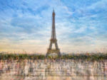 The Eiffel Tower from Trocadero - from The Collective Snapshot series